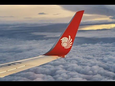 Detik detik Pesawat Lion Air JT610 hilang kontak dan jatuh ...