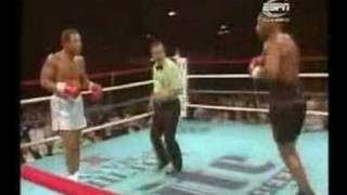Boxing Mike Tyson Vs Pinklon Thomas