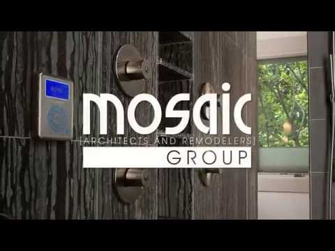 Atlanta Bathroom Remodeling Projects by MOSAIC Group Architects and Remodelers