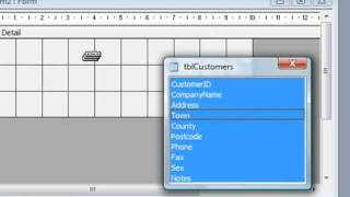 How To Create Quick Access Database Forms