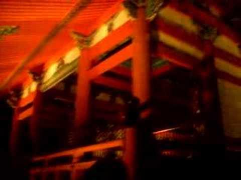 Kiyomizu-dera Temple (Water Temple) @Kyoto - Night