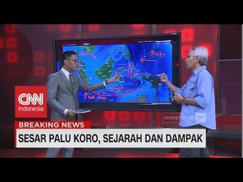 Ahli Geologi: Tidak Hanya Sesar Palu-Koro, Waspadai Pula Sesar Sorong