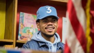 Why didn't Kanye West or Common step up with Chance the rapper