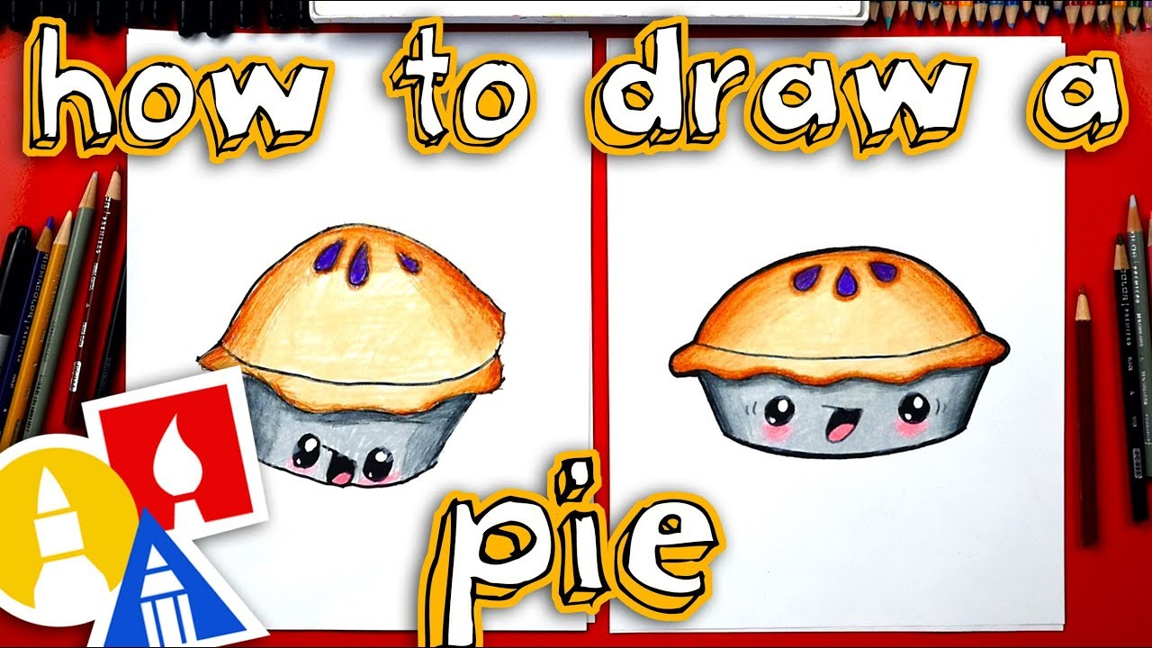 Download How To Draw A Pie - Happy Pi Day!
