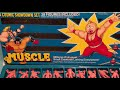 M.U.S.C.L.E MUSCLE Hasbro 1985 Set #4 1980s 80s 80sThen80sNow 80s Then 80s Now