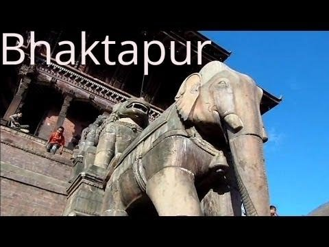 Tour of Bhaktapur Ancient City near Kathmandu, Nepal