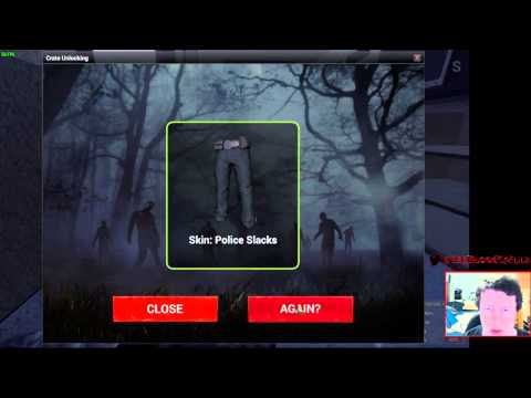 how to get h1z1 crate drops