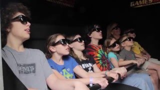 4d ride experience hd
