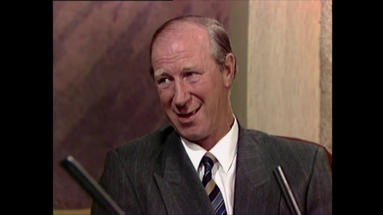 Download RTÉ - The Late Late Show - Jack Charlton (19/10/90)
