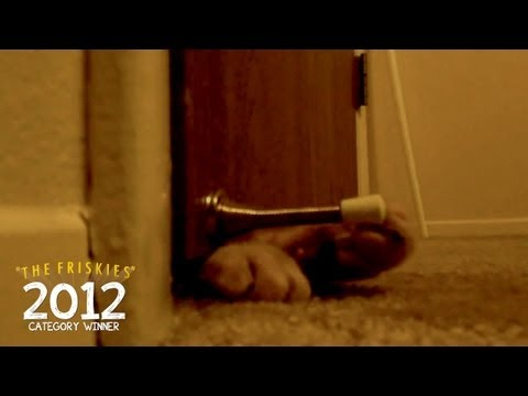 "The Friskies 2012 Category Winner (Cat Comedy): ""Cat Alarm Clock"""