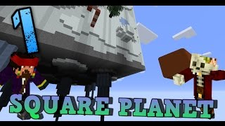 Minecraft Map: Square Planet заедно с Mr_Jackp0t #1