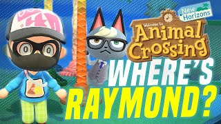 Animal Crossing New Switch Maze! Hunt For Rare Villagers