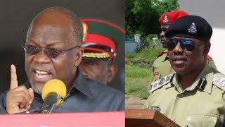 """Rais Magufuli """"Kafanye kazi msibishane TAKUKURU na DPP, wapelekeni wala rushwa direct'"""