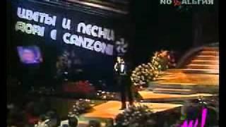 Ganni Nazzaro - Mi Sono Innamorato - SAN REMO in Moscow 1985