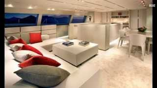Luxurious Yachts - Interior Design That Will Make Your Jaw Drop