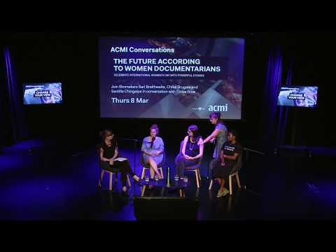 ACMI Conversations: The Future According to Women Documentarians