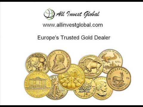 Gold Coins For Sale Slovakia (Slovak Republic)