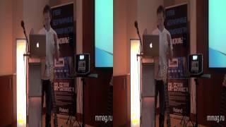 mmag.ru: Roland VT-12 3D video presentation