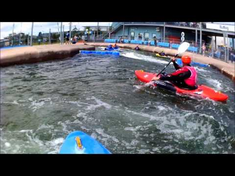 Cardiff International Whitewater Centre (8 Cumecs)