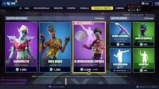 THE *NEW FORTNITE STORE TODAY DECEMBER 31 *NEW SKIN* DIVA DISCO AND *NEW OFFER* 😱