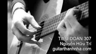 TIỂU ĐOÀN 307 - Guitar Solo