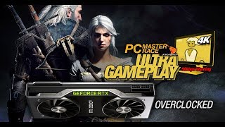 Ultra Gameplay - The Witcher 3 @ RTX 2080 Ti [4K]