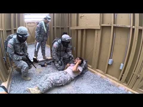 Army Warrior Tasks Exercise AT 2014 Camp Stead, Reno NV