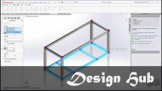 Heavy Equipment Lifting(24 tonne) Skid Design and its Calculation in SOlidwork-part-1
