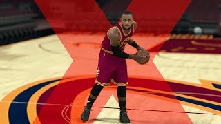 WHAT IF LEBRON JAMES RETIRED FROM THE NBA? NBA 2K17 GAMEPLAY!