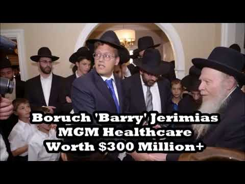 Haredi Ultra Orthodox Jewish Millionaires & Billionaires Net Worth