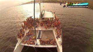 MIF - MALLORCA ISLAND FESTIVAL /  Catamarán Boat Party