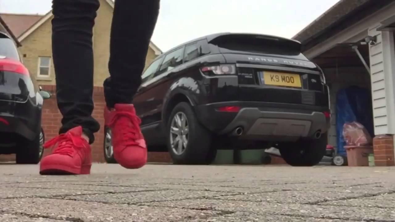 Adidas Superstar On Feet