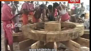 Puri Jagannath Rath Yatra Starts on 29th June 2014 - Bhakthi Visheshalu 9th May 14