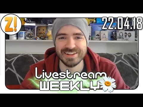 zaaap! Weekly Stream: 22.04.2018 🔴 [DEUTSCH]