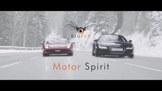 Motor Spirit (Ferrari 458 Italia Vs Audi R8) - BigFly