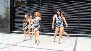 Wonder Girls [원더걸스] - Be my baby Dance Cover by Hyper Starlight