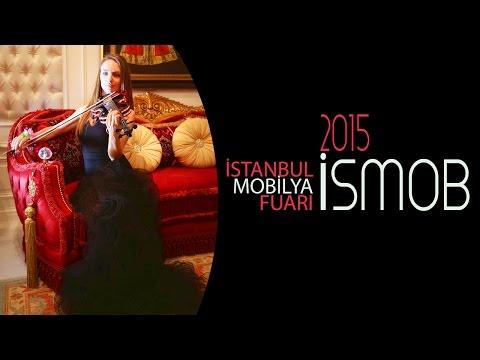 İSMOB 2015 - İSTANBUL MOBİLYA FUARI - furniture fair in Istanbul