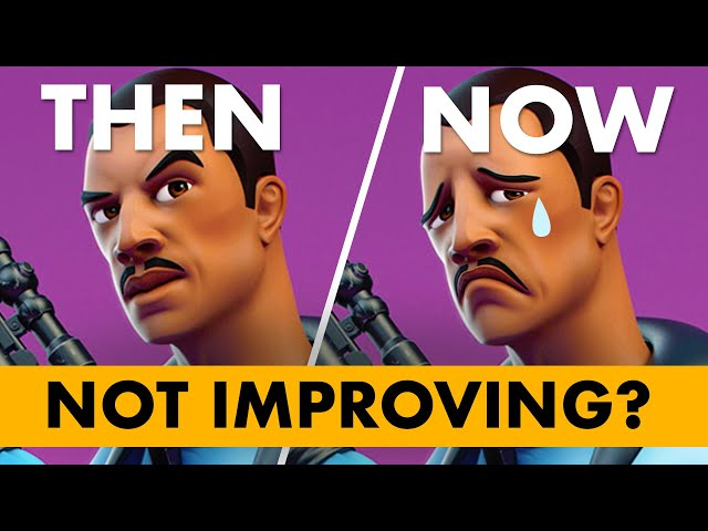 Ten Reasons Your 3D Art Isn't Improving