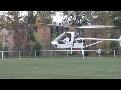 Vol de VOLTA à l'ENAC Toulouse