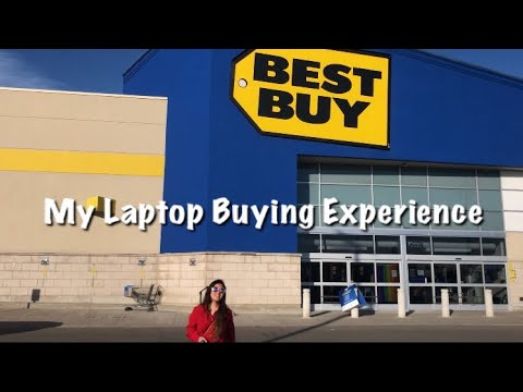 International Student Buying Laptop In Canada | Best Buy- Toronto Experience | Student Vlog