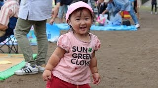 玲美&稚奈の保育園運動会2013 thumbnail