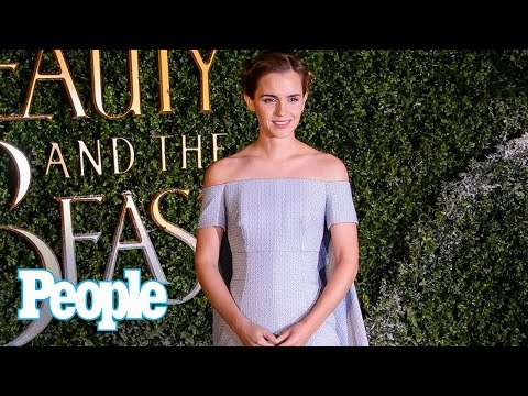 Thumbnail: Emma Watson Responds To Overwhelming Response To 'Beauty & The Beast' Revival | People NOW | People