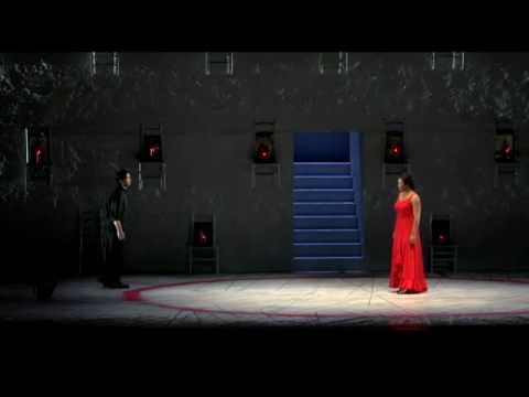 Florida Grand Opera CARMEN 2010 - C'est toi?, Act IV