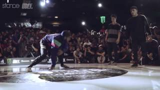 5 Crew Dynasty vs The Ruggeds // .stance // Freestyle Session 2015 x UDEFtour.org