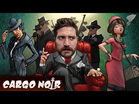 CARGO TO HELL - Board Game Show (Bonus Video)