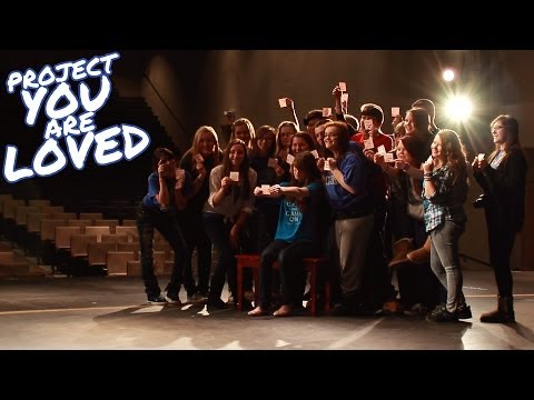 PROJECT YOU ARE LOVED