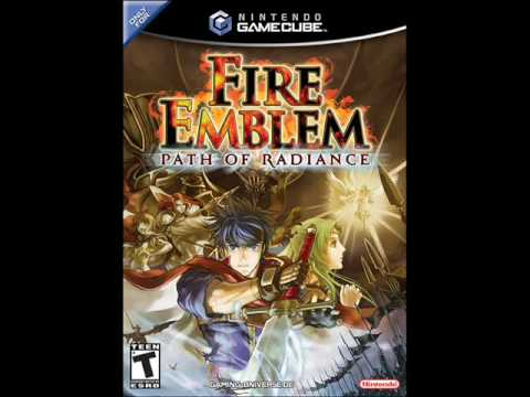 Fire Emblem: Path of Radiance -- The White Heron
