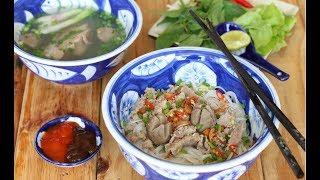 PHO DOUBLE-BOWL - Pho Kho Gia Lai