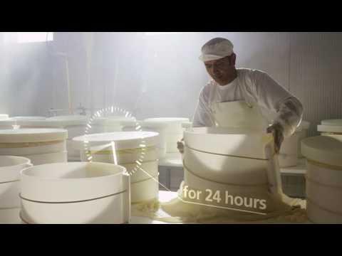 Grana Padano: How It's Made