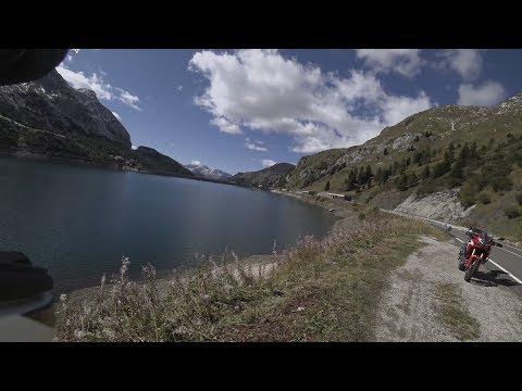 Passo Fedaia - Fedaia Pass - Marmolada Mountain South Tyrol - Italy - Italia